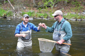 2016 Rivers of Recovery trip on the Farmington River