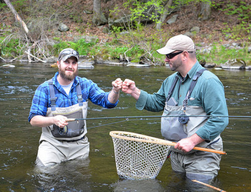 Veterans Helping Veterans: Sharing the Rivers of Recovery Experience