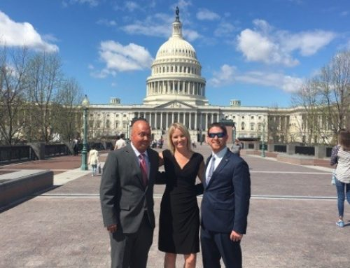 Rivers of Recovery Advocates for Veteran Support on Capitol Hill