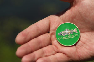 Rivers of Recovery Challenge Coins