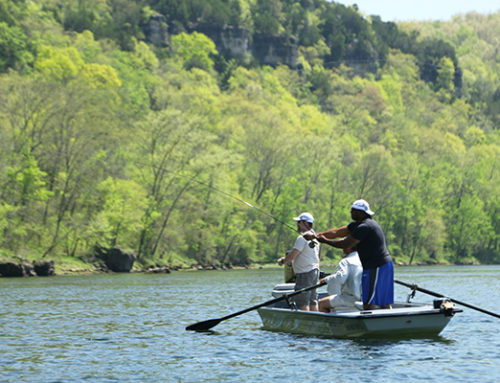 Scientific Research Measures Fly Fishing's Ability to Help Vets Heal
