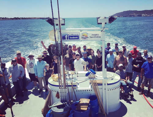San Diego Fishing Tournament for Wounded Combat Veterans