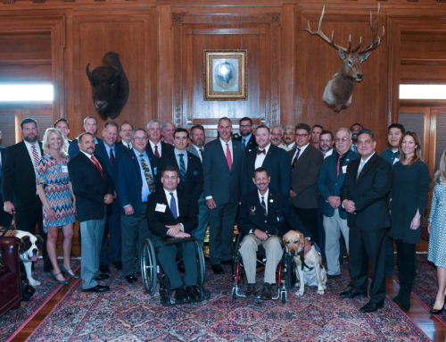 Veteran Accessibility to Public Lands Inspires Roundtable Discussion with U.S. Secretary of Interior