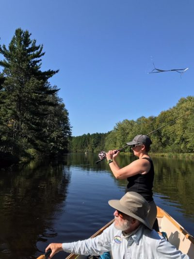Rivers of Recovery Womens Trip, Wisconsin 2018