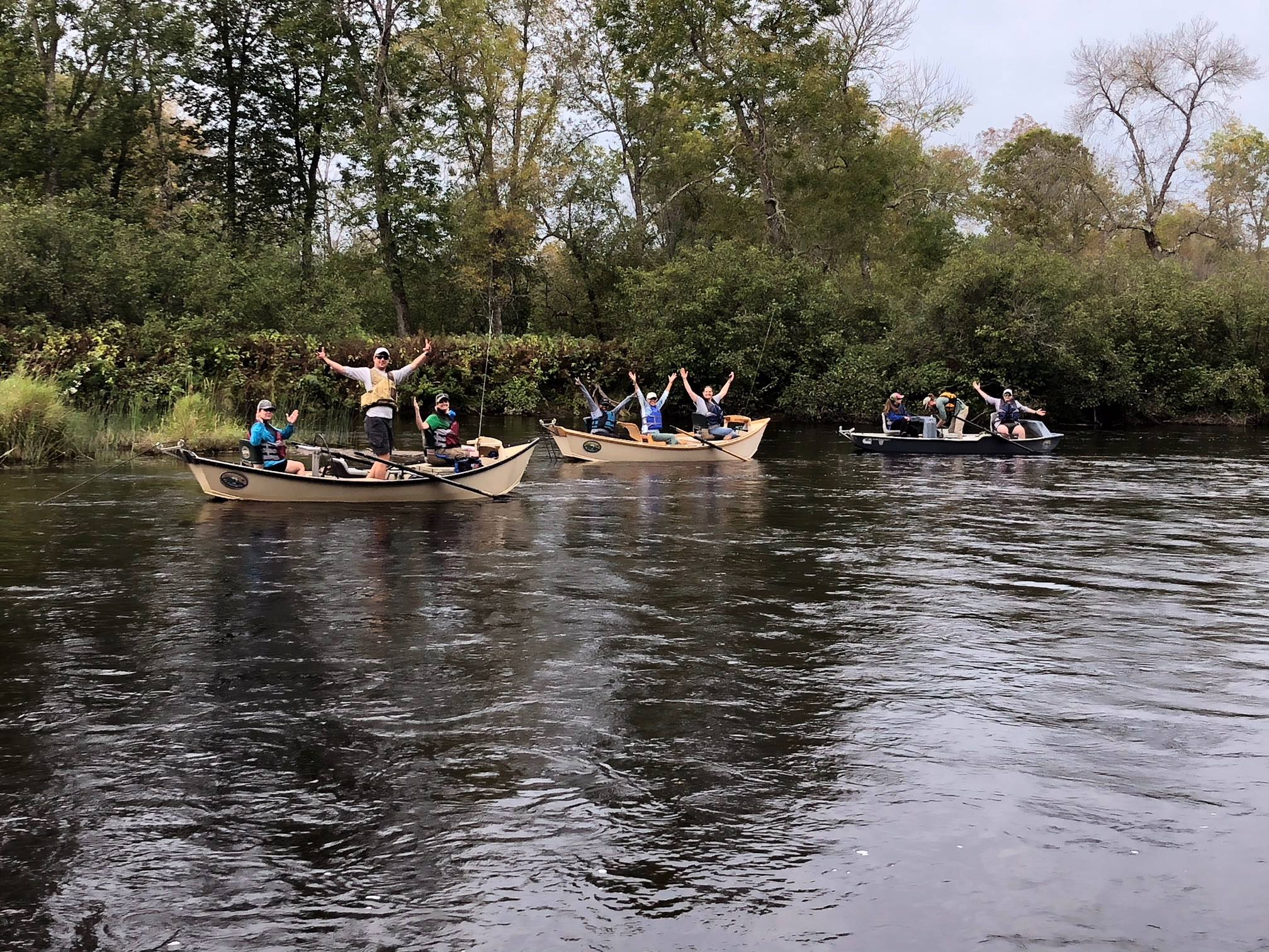 Rivers of Recovery Womens Trip, Wisconsin, 2018